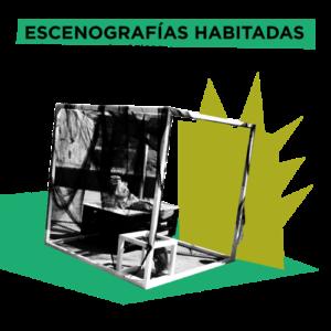 ESCENOGRAFIAS HABITADAS